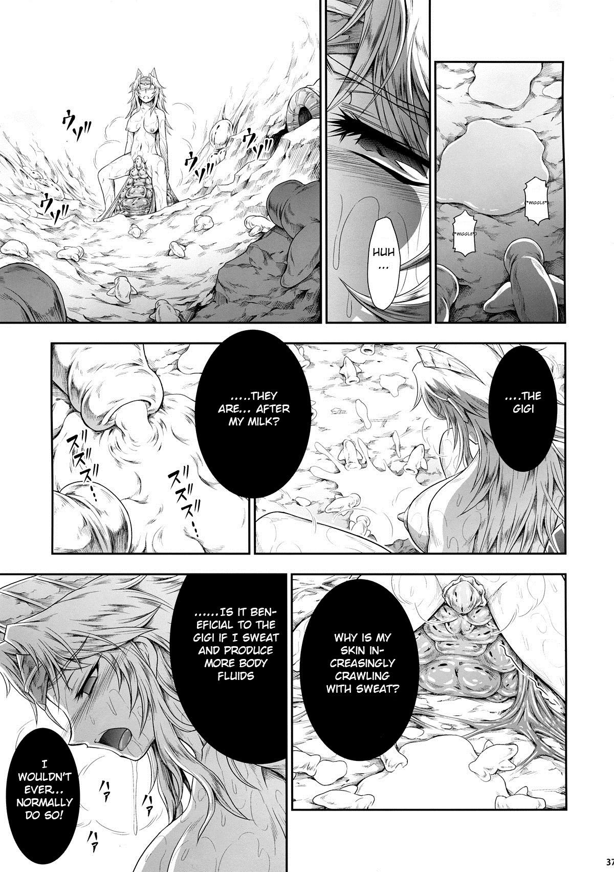 Solo Hunter no Seitai 4 The third part 36
