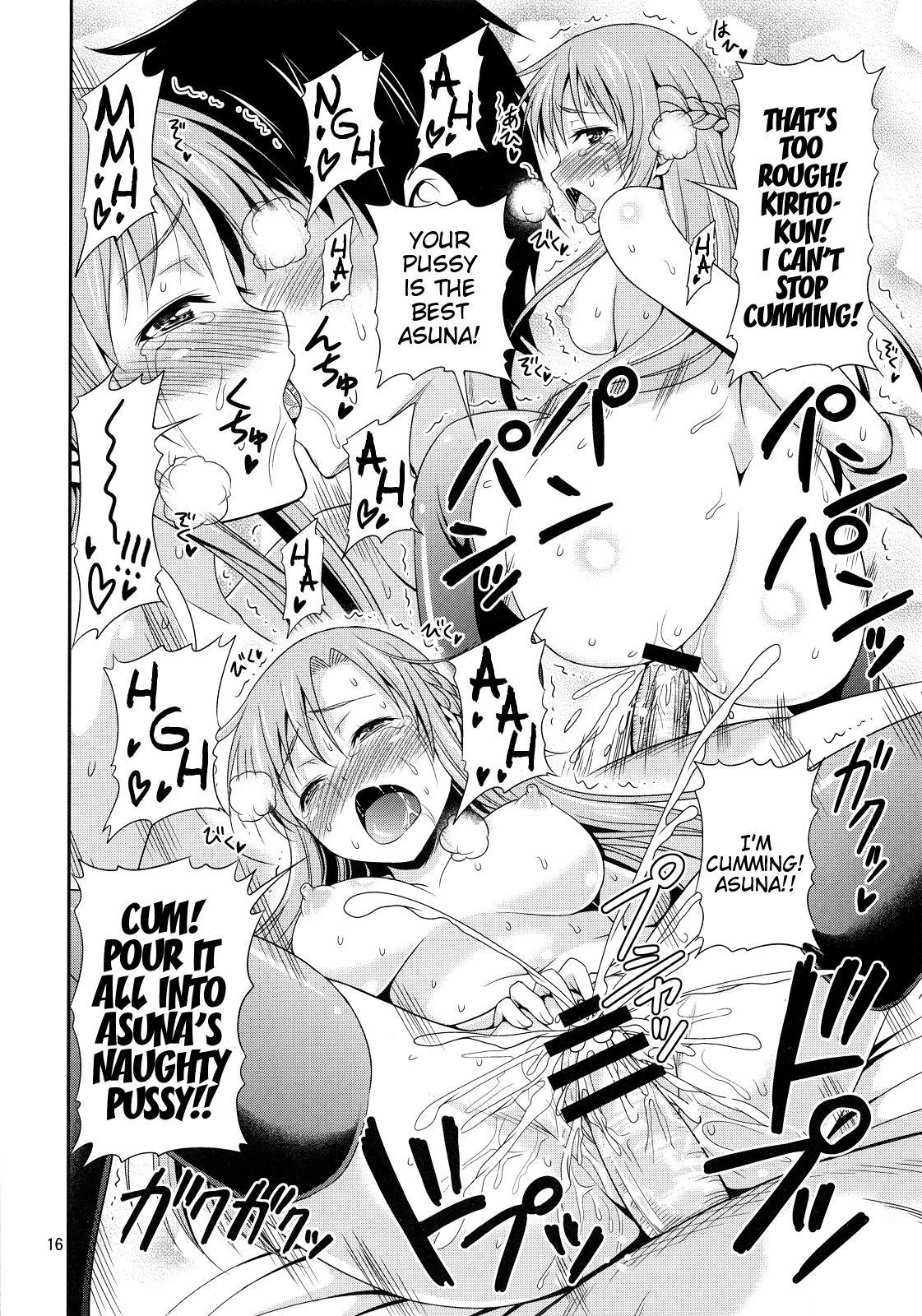 Zetsurin Kirito 14