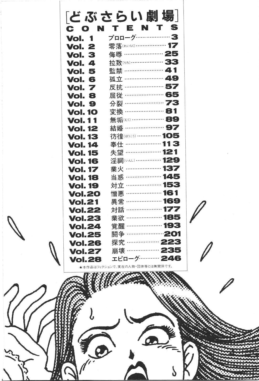 Dobusarai Gekijou 3