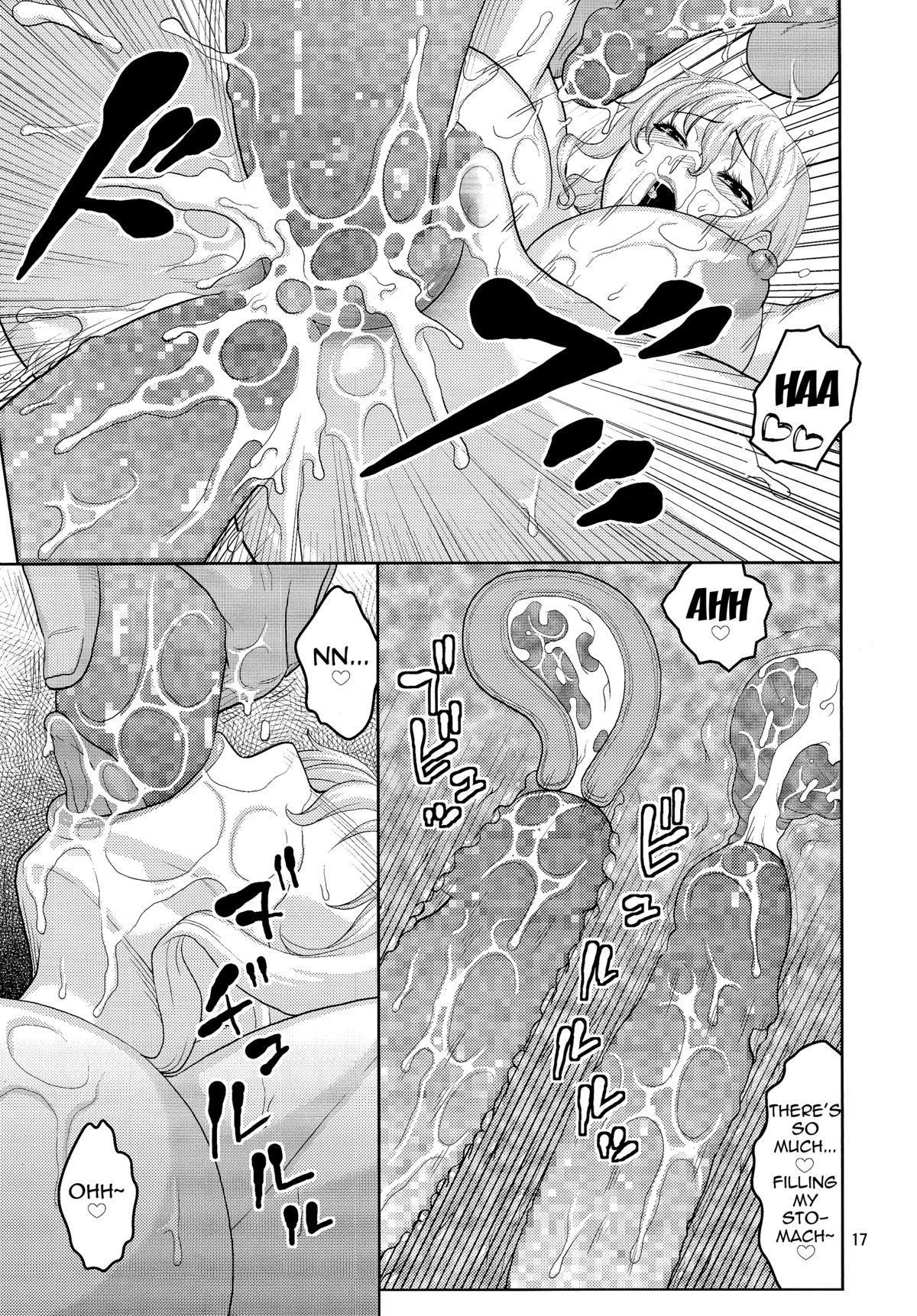 Nami no Ura Koukai Nisshi 10   Nami's Backlog 10 17