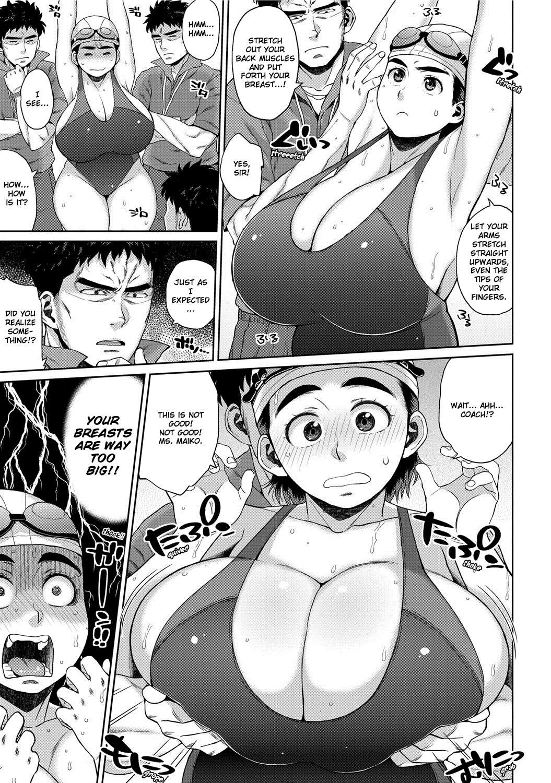 Chou Kimochii ♥ Himitsu Tokkun | Very Pleasant ♥ Secret Special Training 4