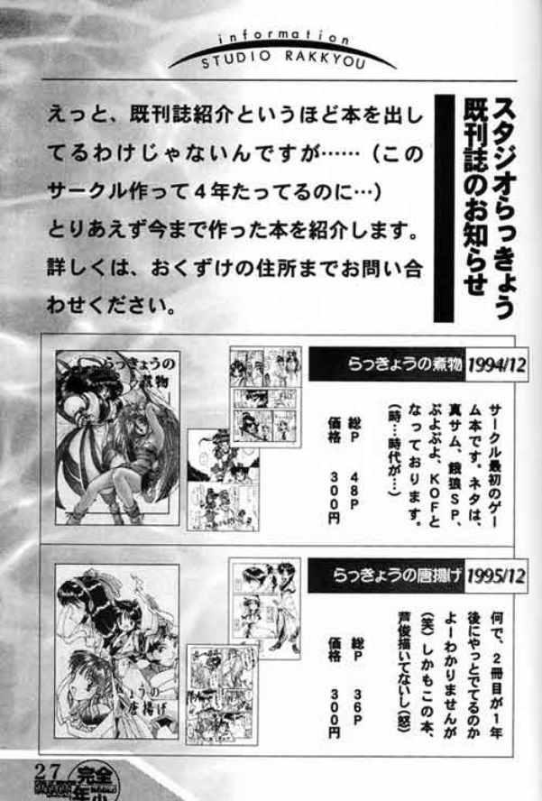 Kanzen Nenshou King of Braves GaoGaiGar 25