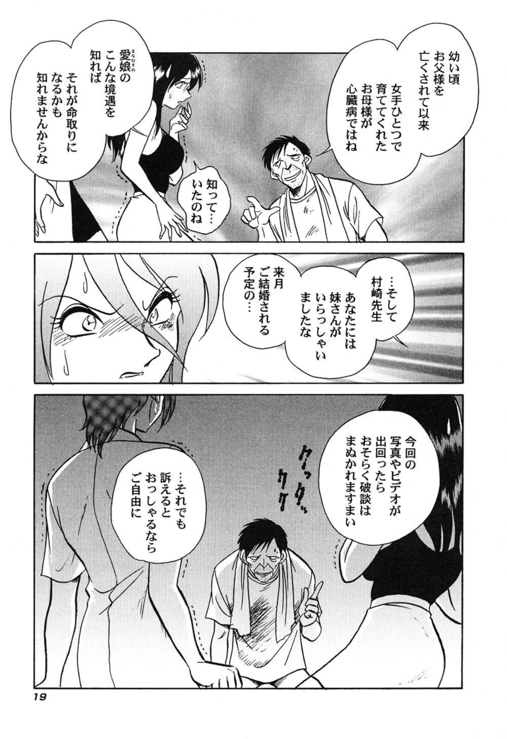 Hageshii Kagai Jugyou 21