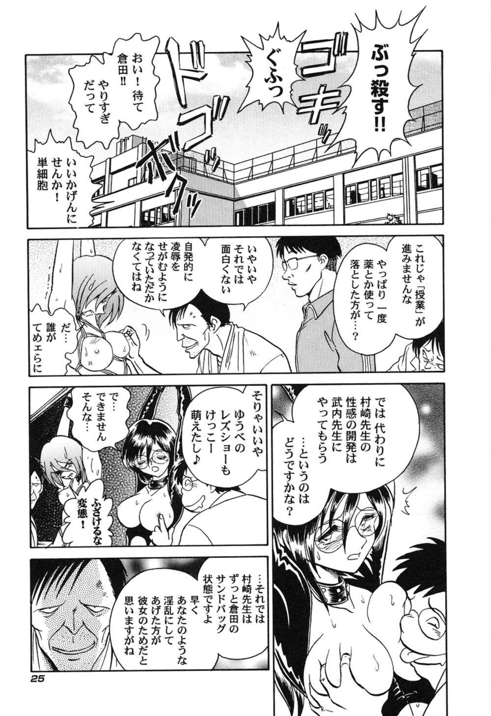 Hageshii Kagai Jugyou 27