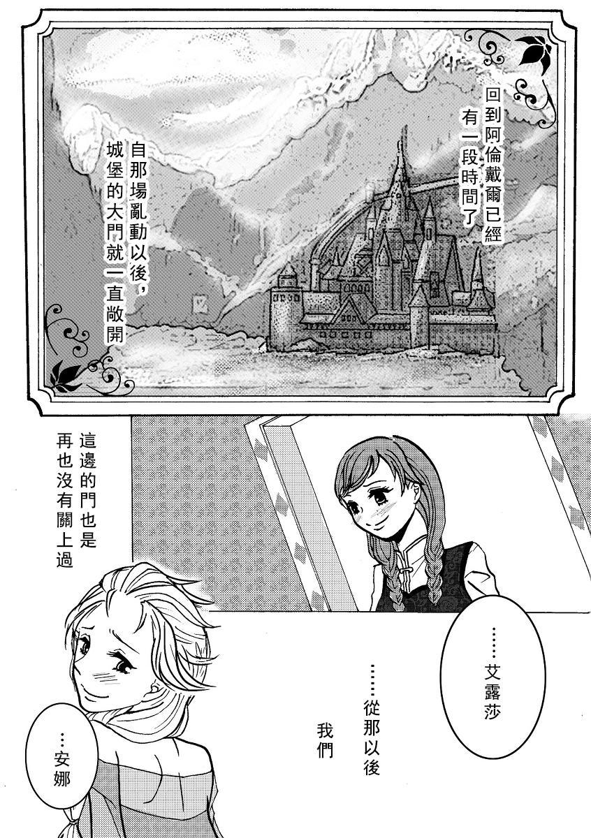 Shiawase na Yukidaruma - A happy snowman | 幸福的雪人 1
