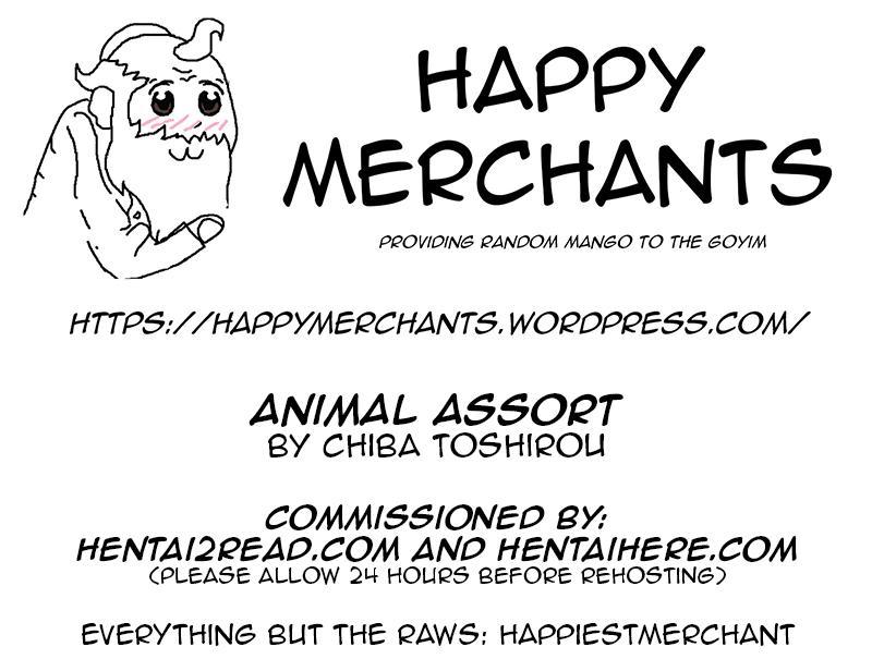 Animal Assort Ch. 1-8 165