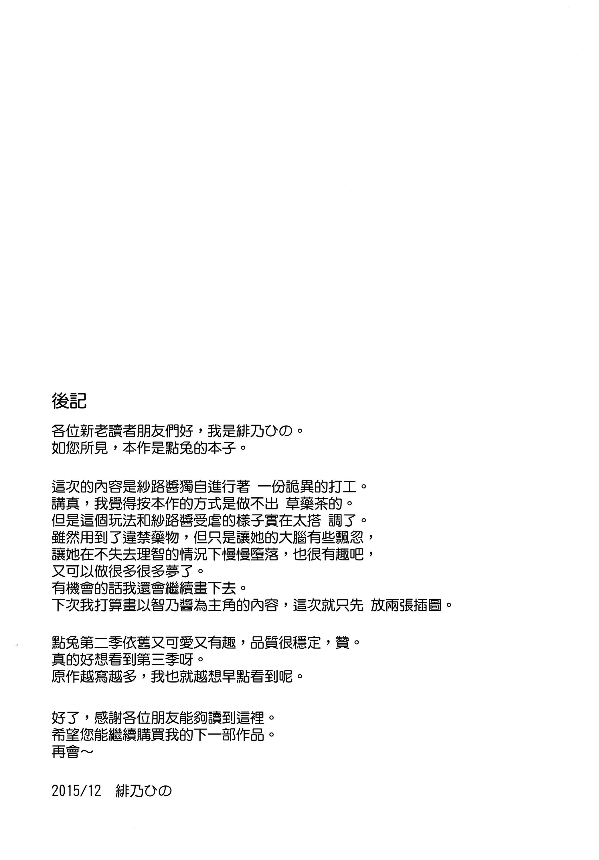 Sharo-chan to Dappou Herb Tea Party desu ka? 24