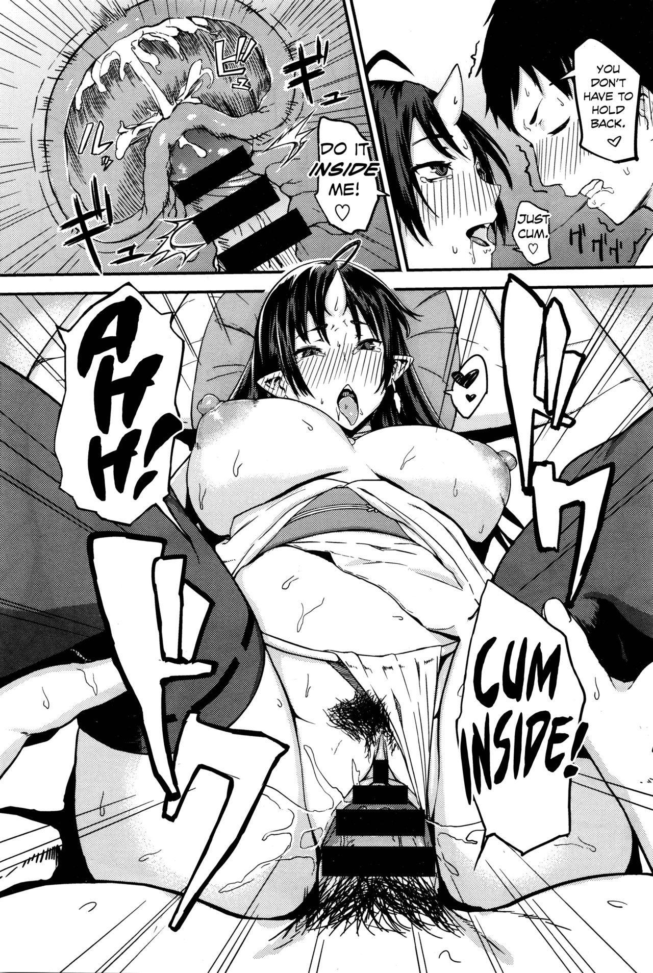 [obmas] Onegai! Onigami-sama♥ - Please! Fearful God♥ [COMIC BAVEL 2016-01] [English] [Noraneko] 14