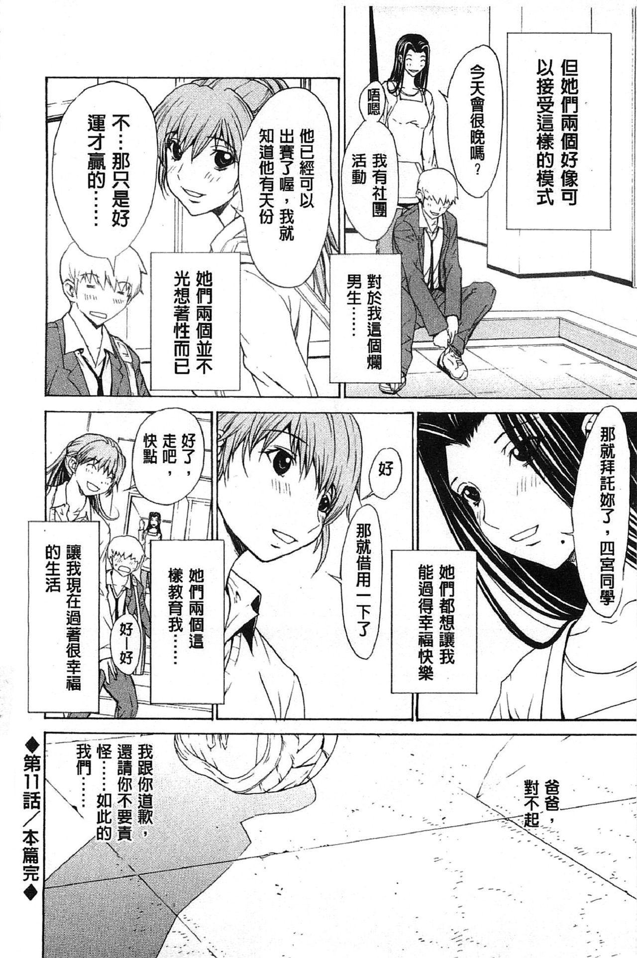 Bijin na Haha to Tsuyoki na Classmate | 美人繼母和強勢的同學 198