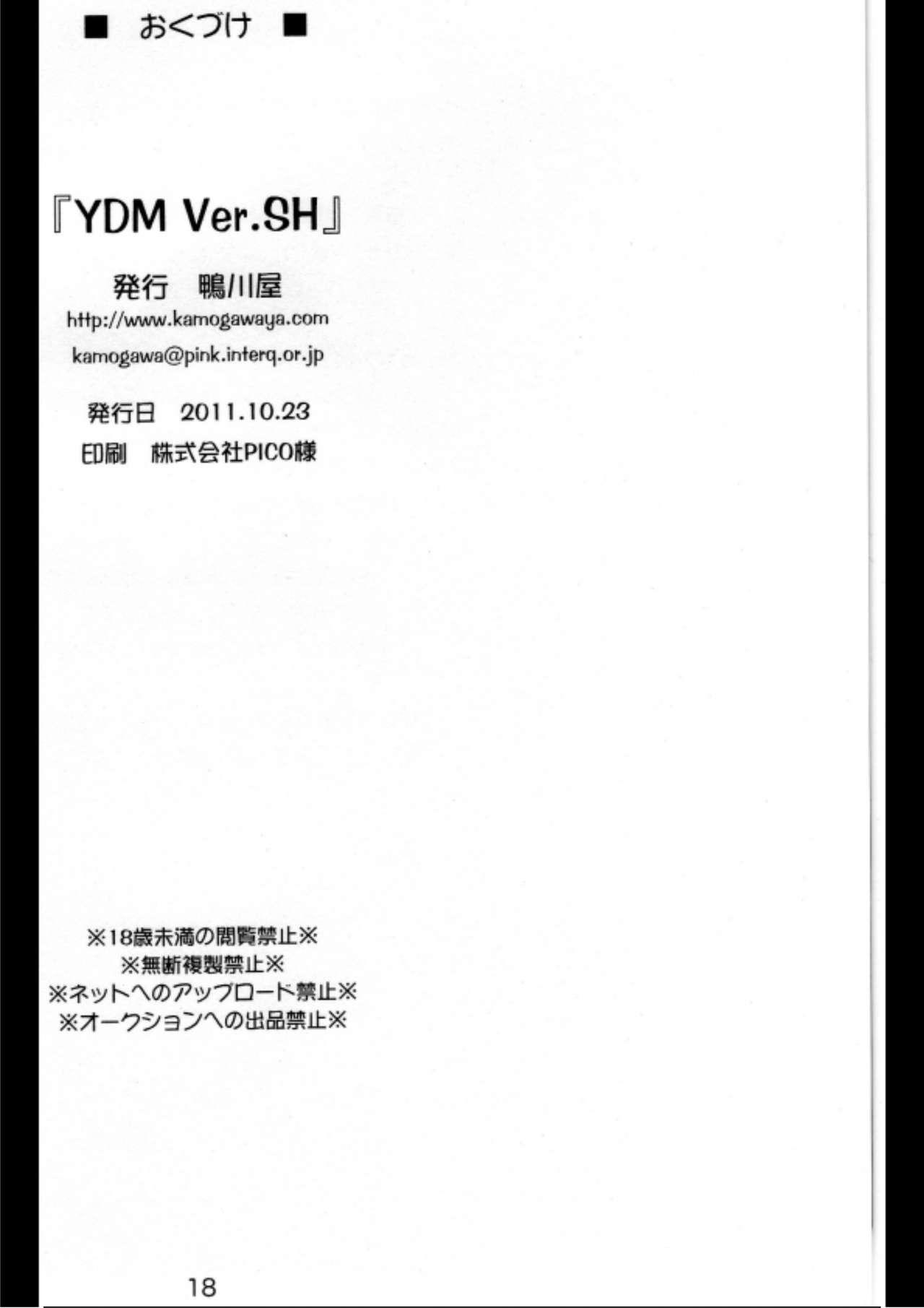 Y.D.M Ver.SH Limited Edition 17