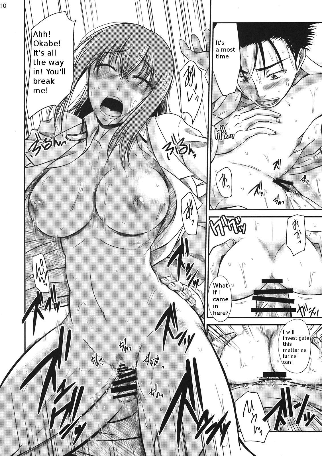 Yoroshii! Naraba Chousa Shiyou! 9