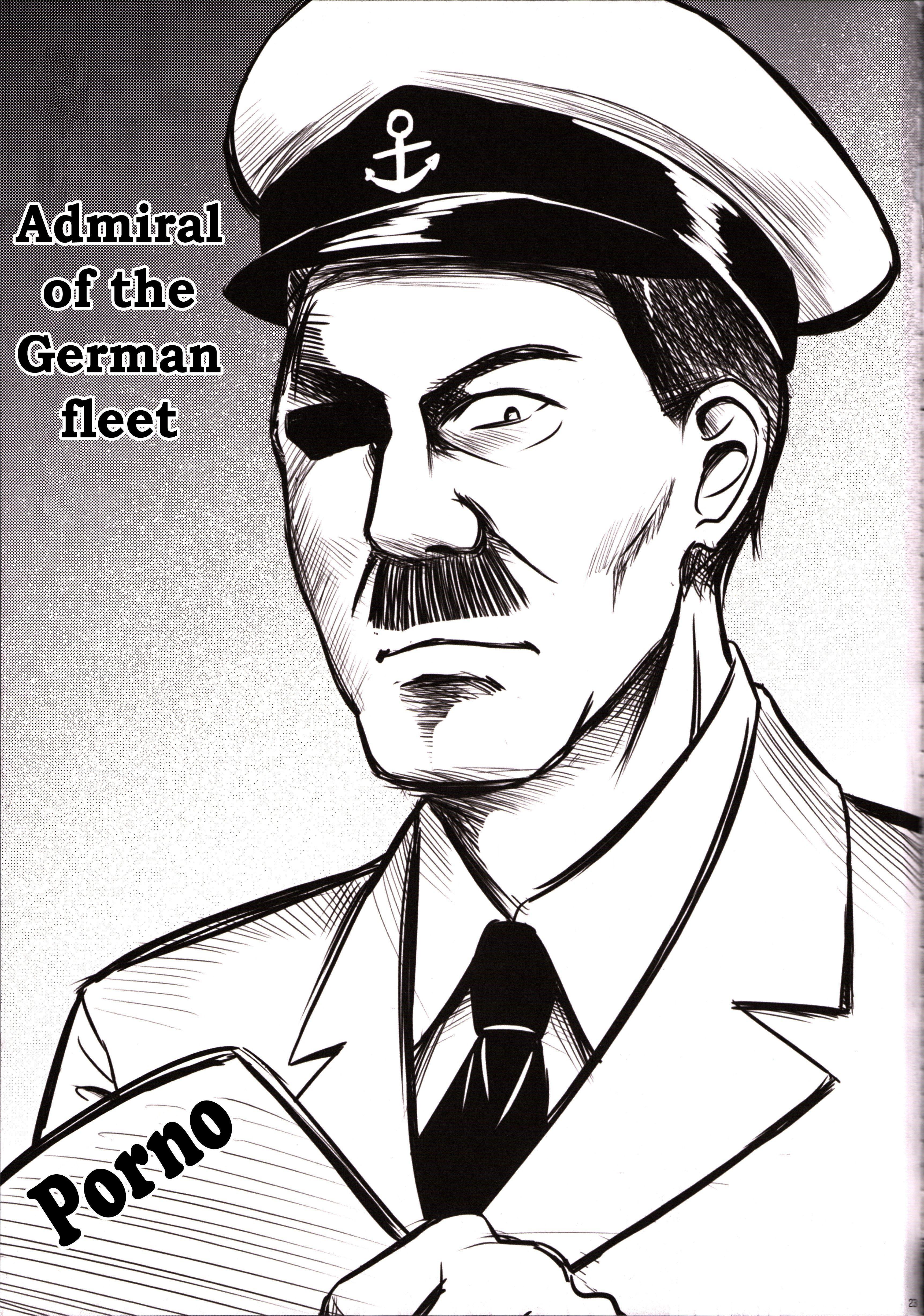 Doitsu Kanmusu no Oppai Sakusen   German Shipgirls' Boob Tactics 23