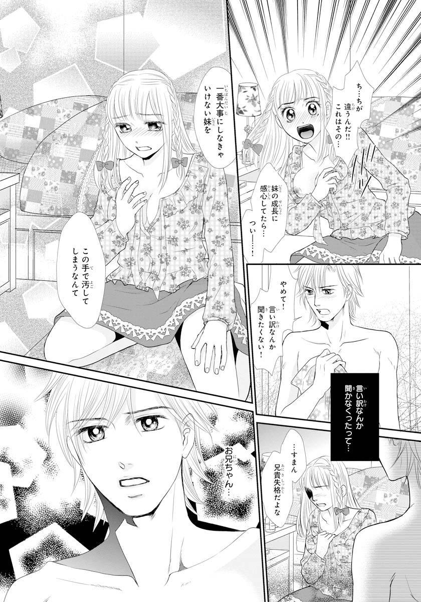 [Natsumi Chiharu] Koukan Kyoudai ~Ani no Karada de Jibun Seme~ SP 1 13