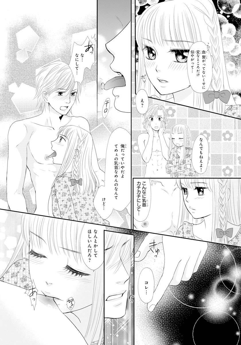 [Natsumi Chiharu] Koukan Kyoudai ~Ani no Karada de Jibun Seme~ SP 1 16