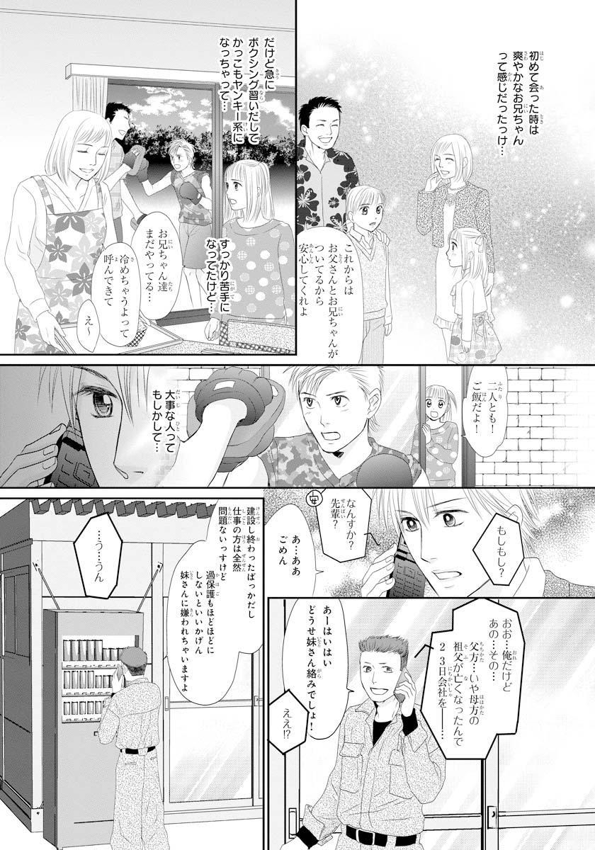 [Natsumi Chiharu] Koukan Kyoudai ~Ani no Karada de Jibun Seme~ SP 1 29