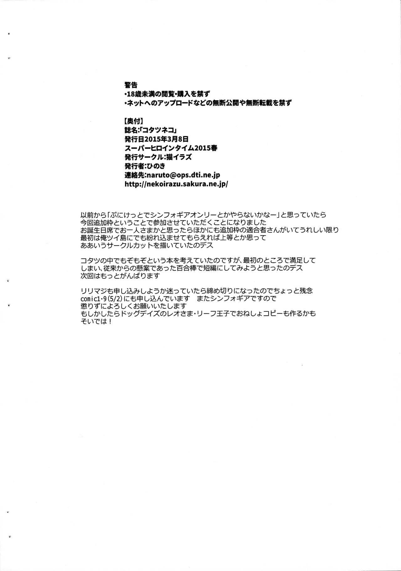 Kotatsu Neko 11