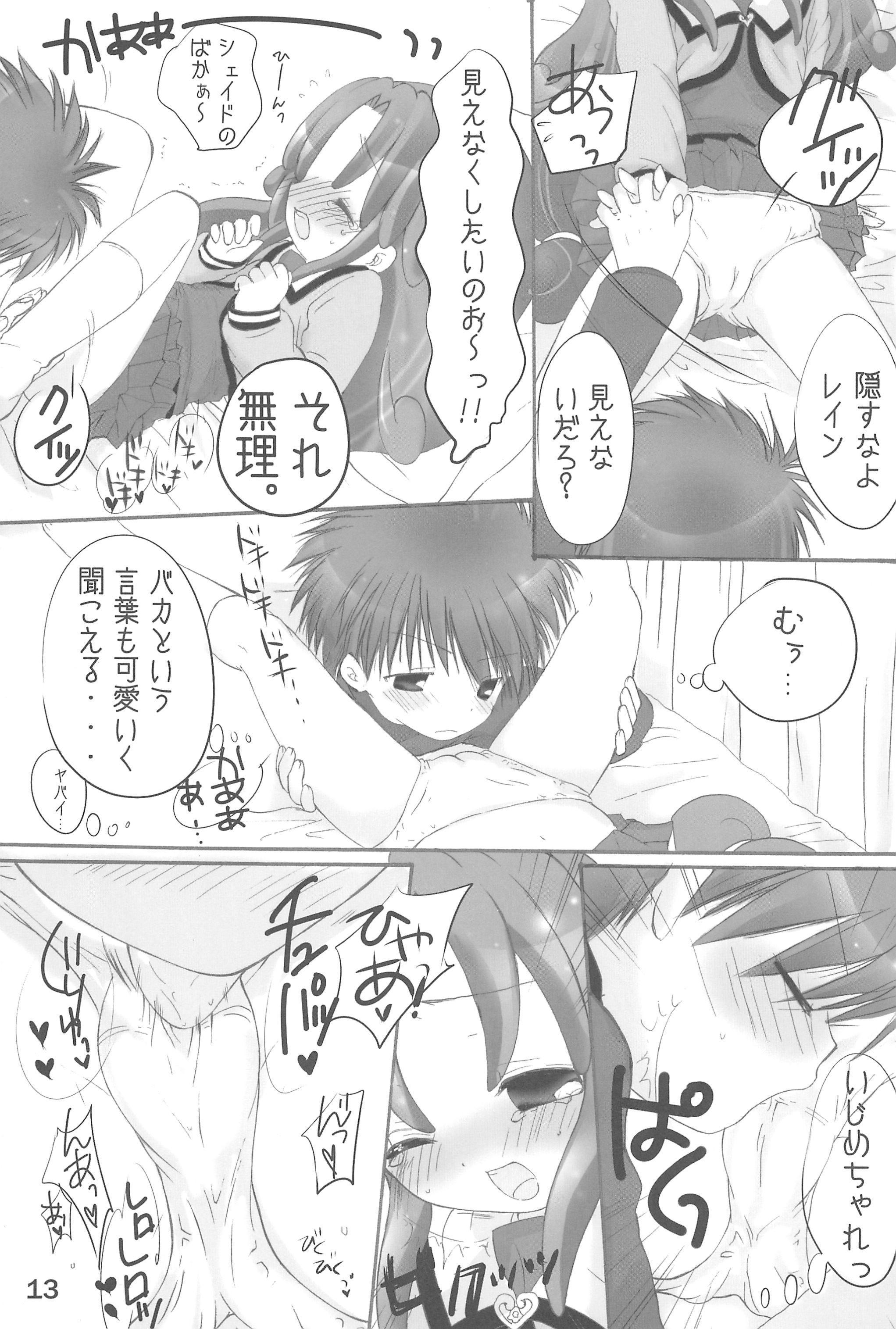 Rein-sama, Goyoujin! 12