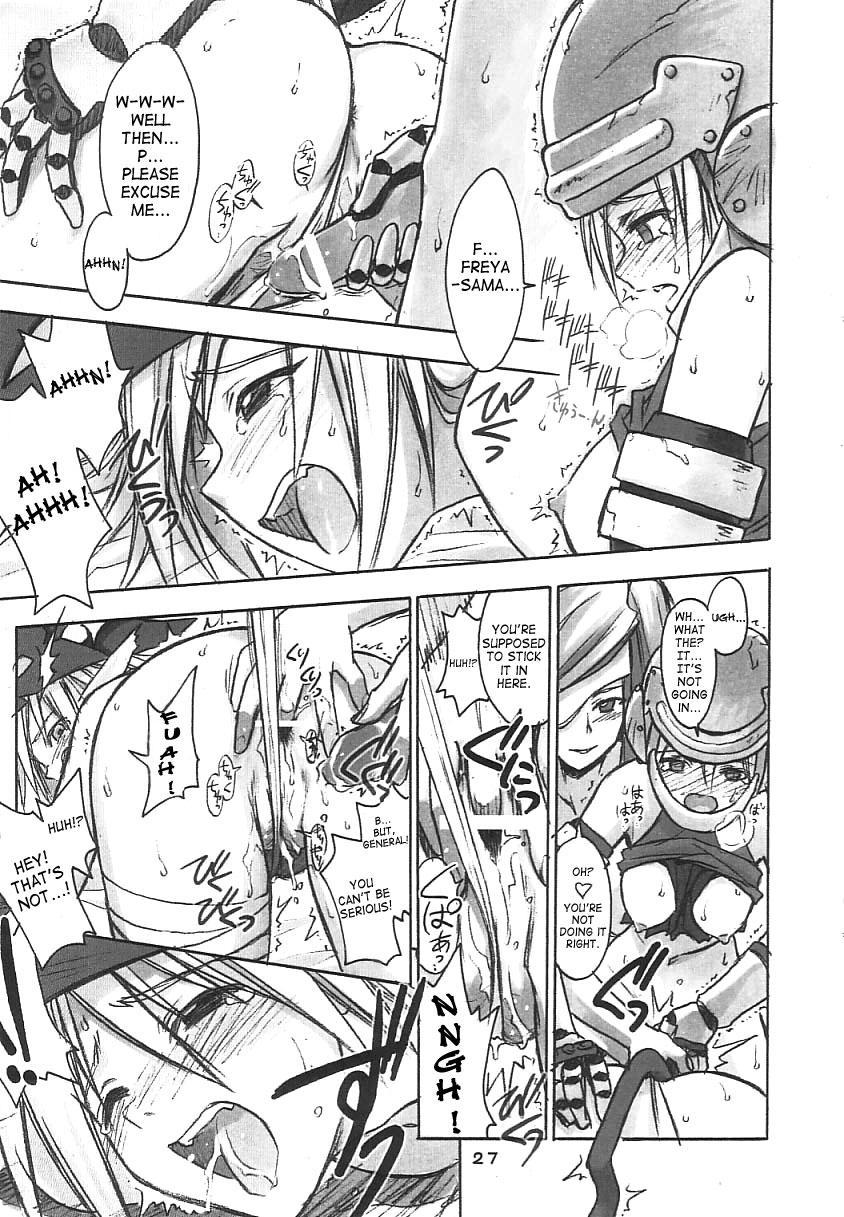 FF Ninenya Kaisei Han 25