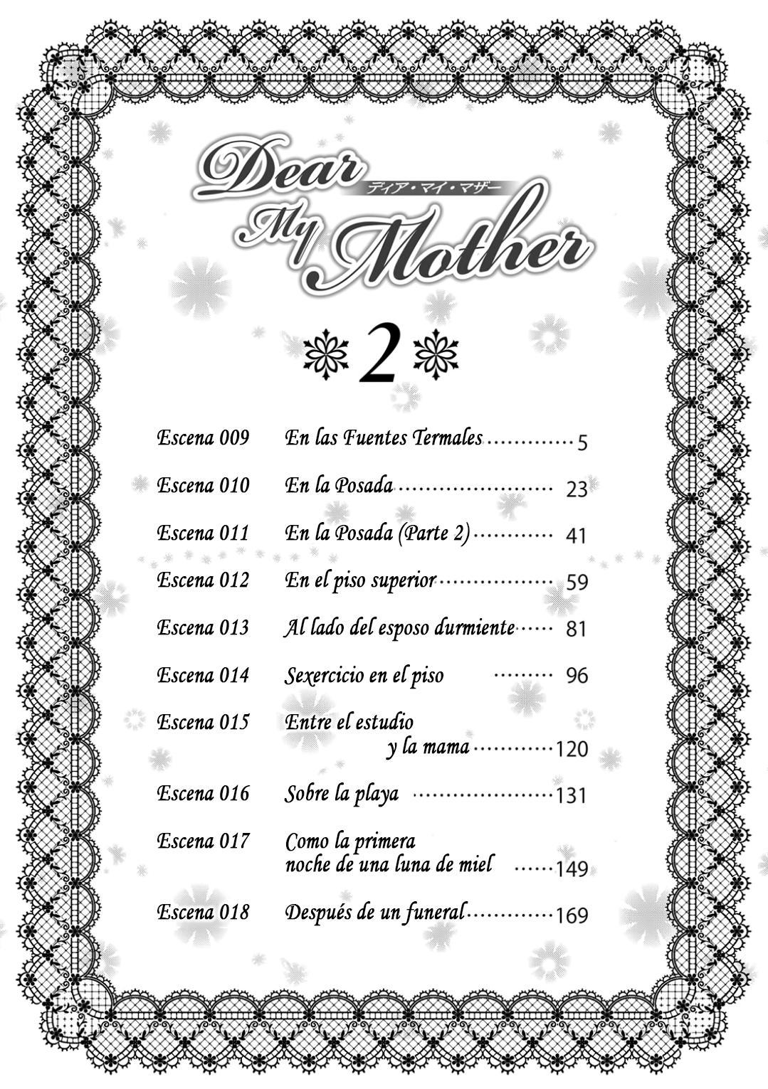 Dear My Mother 2 Ch. 1-6 4