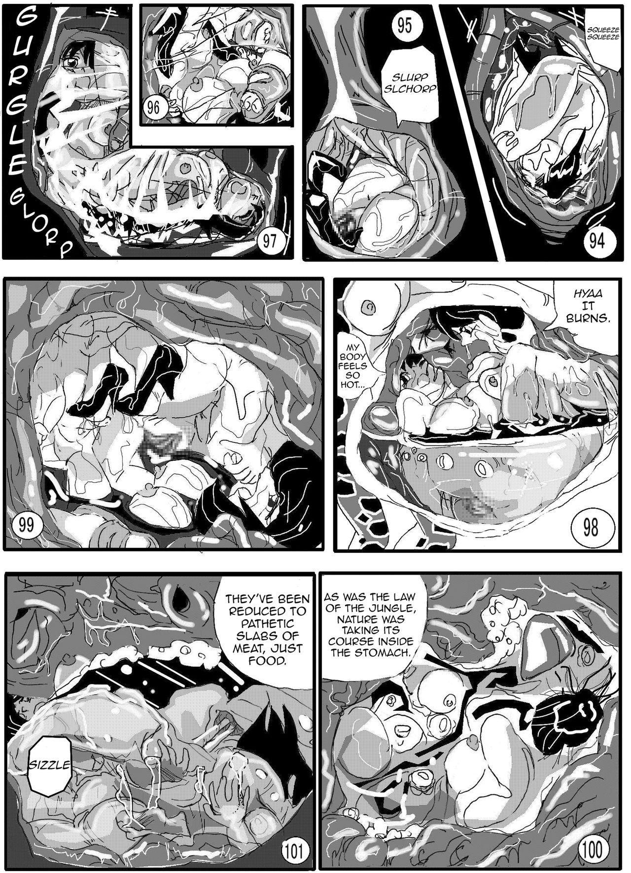 [Mashiba Kenta (Stuka)] Toilet no Waniko-san - Zenkai Hen   Waniko's Toilet - Full Throttle Edition [English] [CrayZayJay] 13