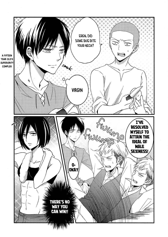 Shinpei no Dokusen yoku ga tsuyo sugite komaru. | The Newbie's Desire to Monopolize is Just Too Strong 24