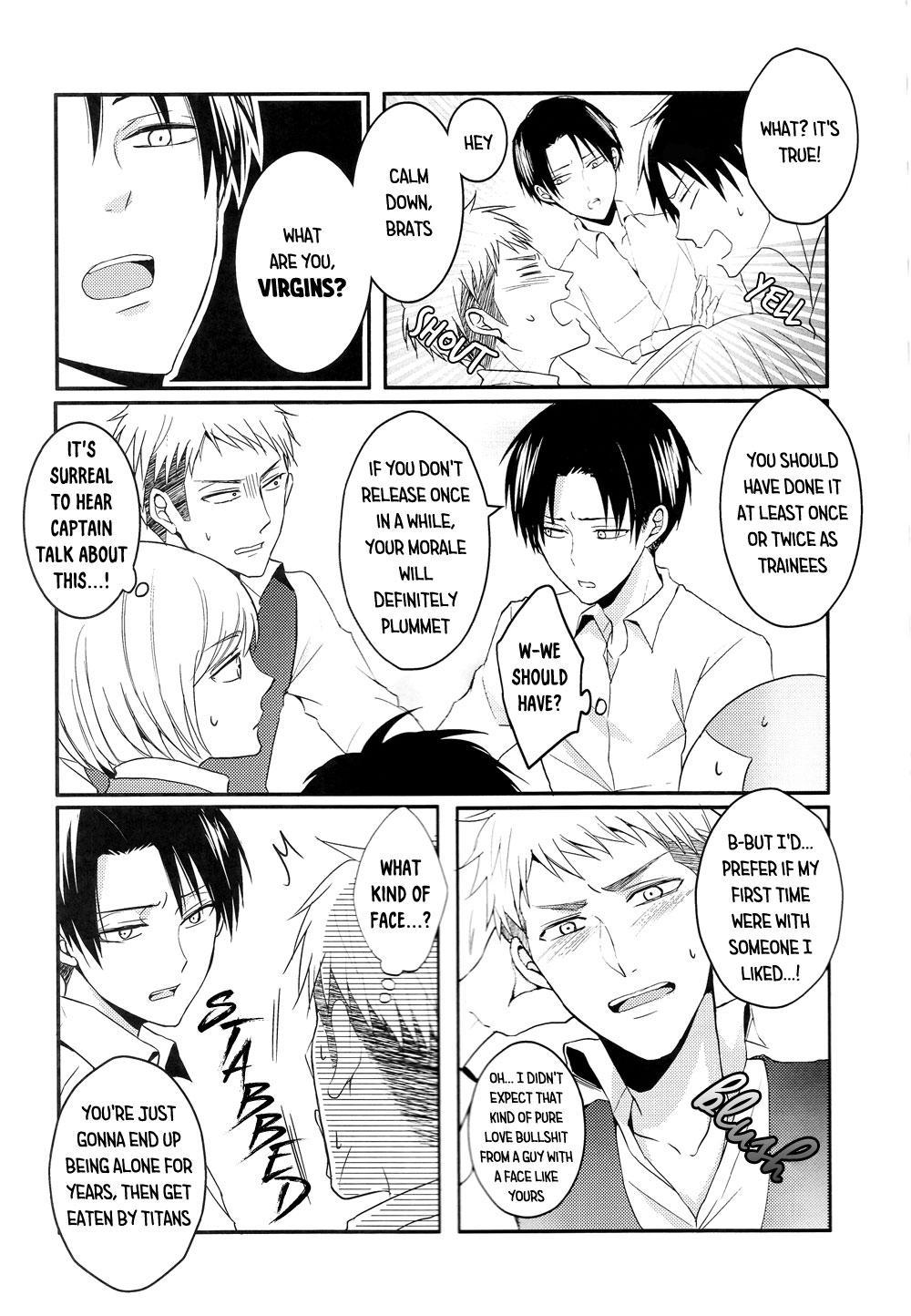 Shinpei no Dokusen yoku ga tsuyo sugite komaru. | The Newbie's Desire to Monopolize is Just Too Strong 5