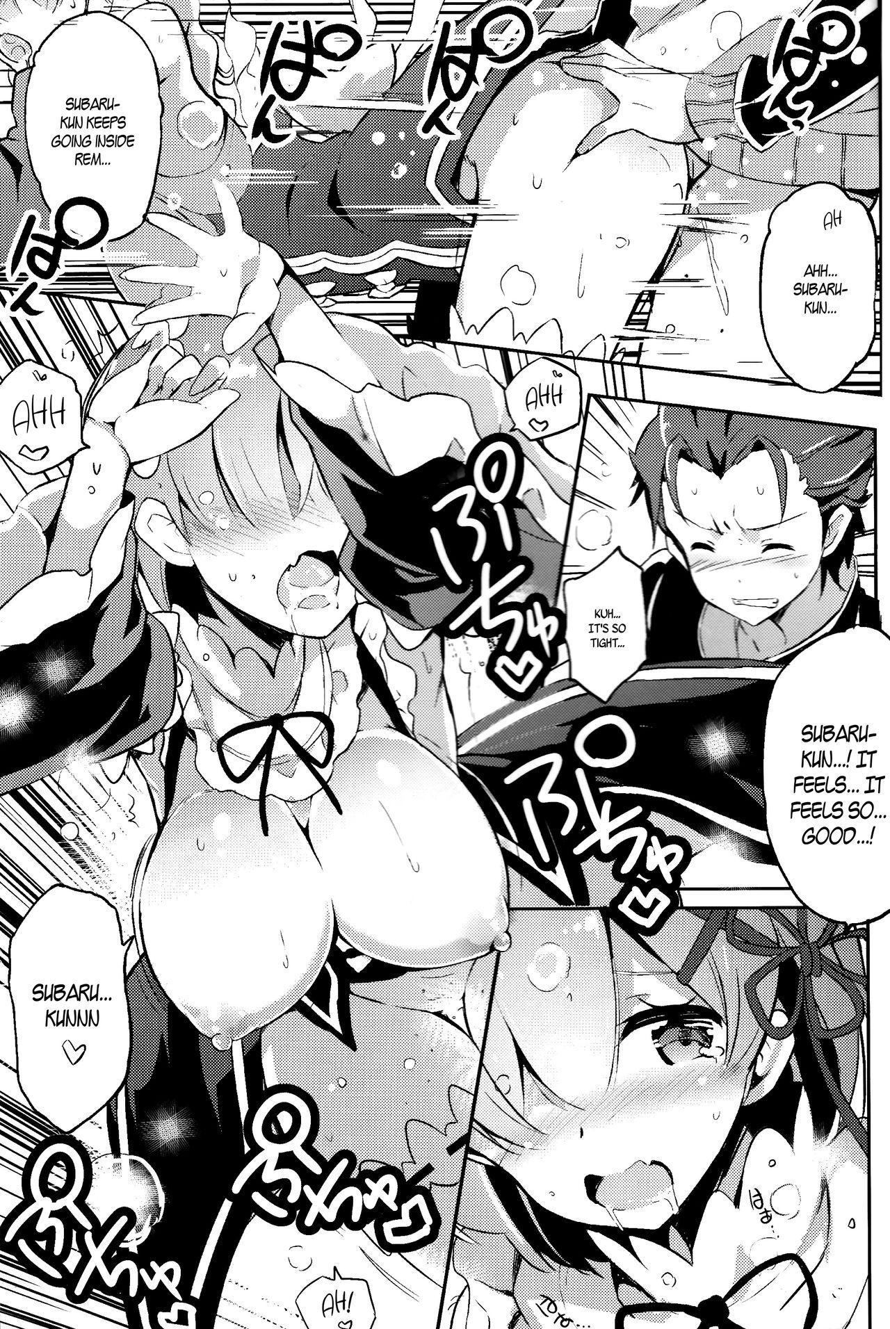 Rem no Kawaisa mo Onigakatteiru 10