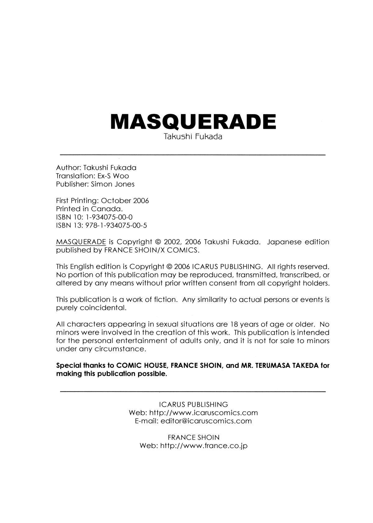 Masquerade 168