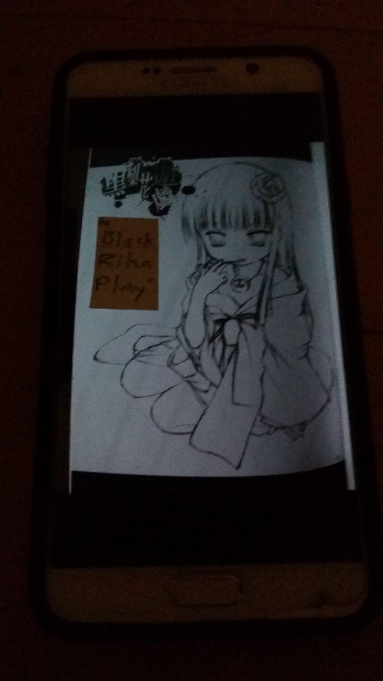Kuro Rika Yuugi 1