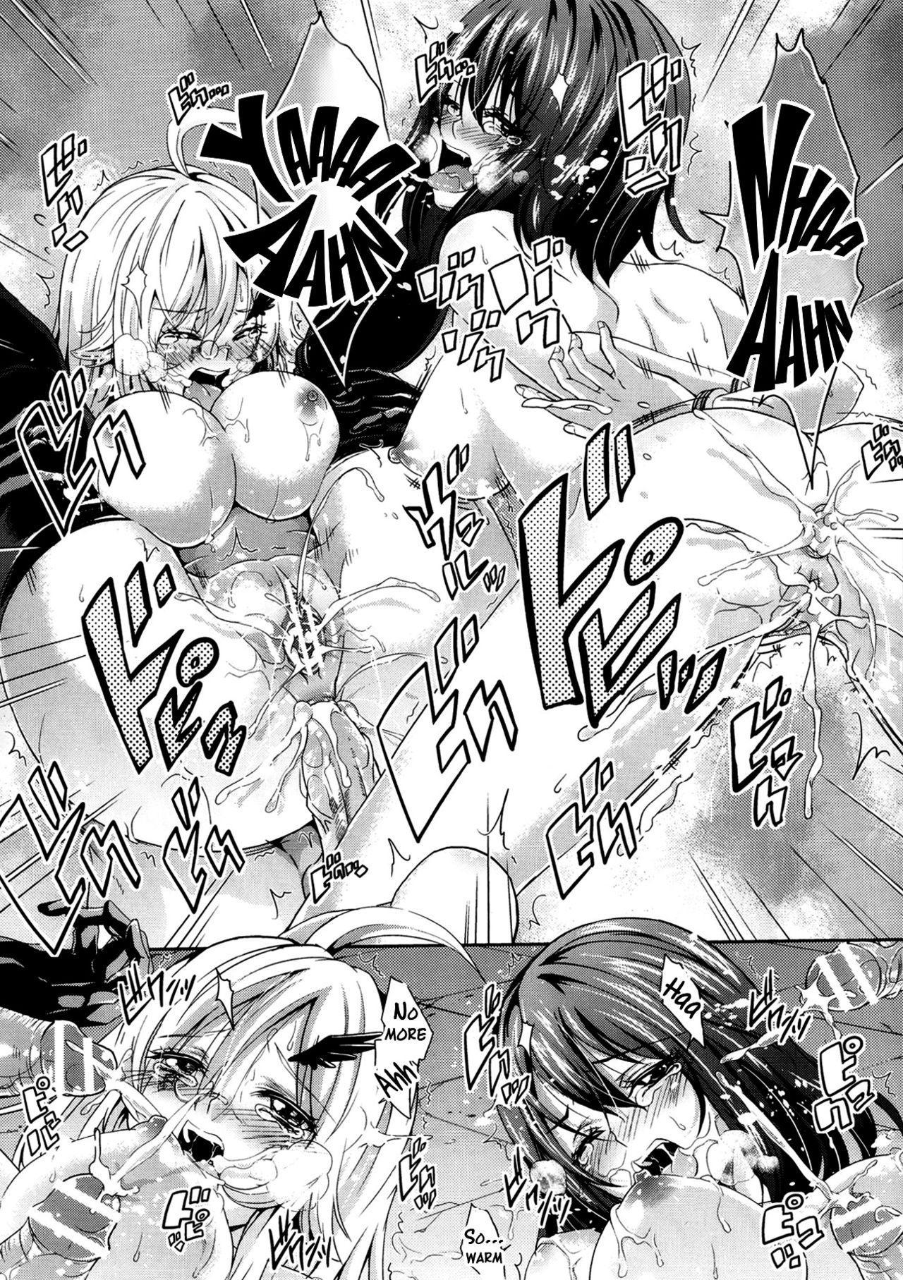 Abunai Tousou Geki   Dangerous Escape Drama 28