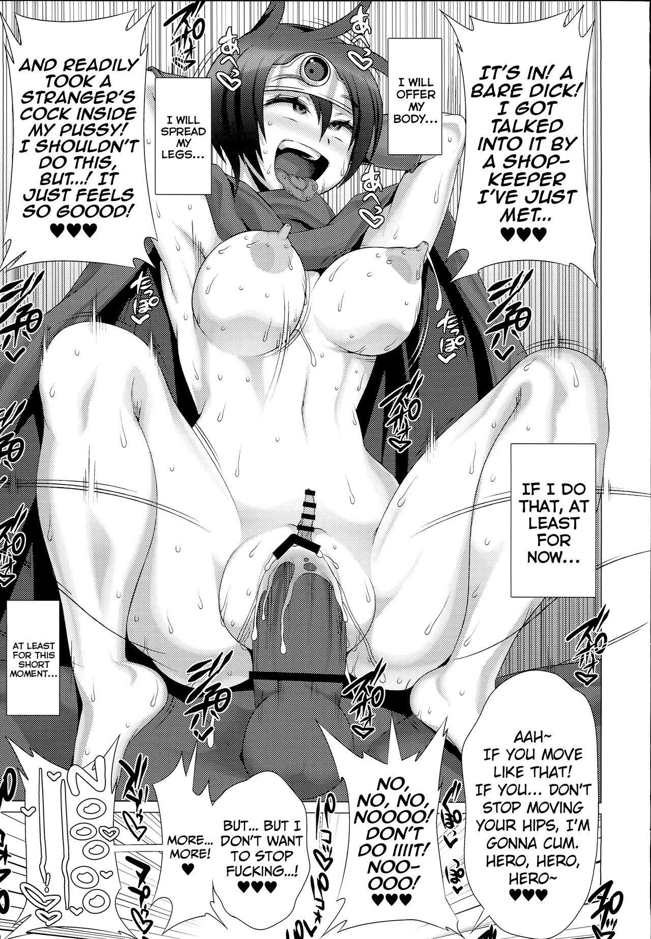 Onna Yuusha no Tabi 2 Ruida no Deai Sakaba 31