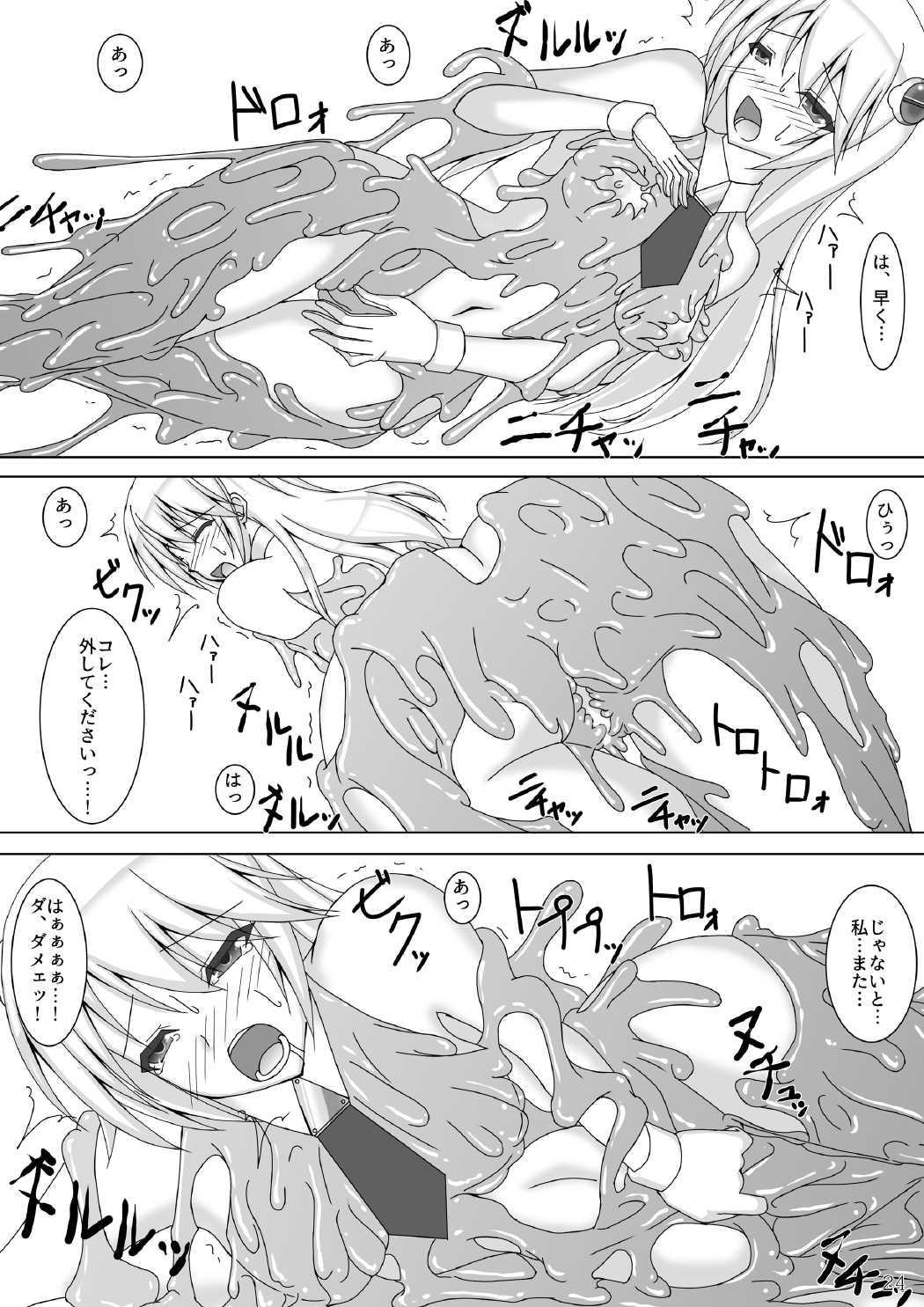 Arakune ga Kirai na Noel Nanka Imasen! Sanshiki 24