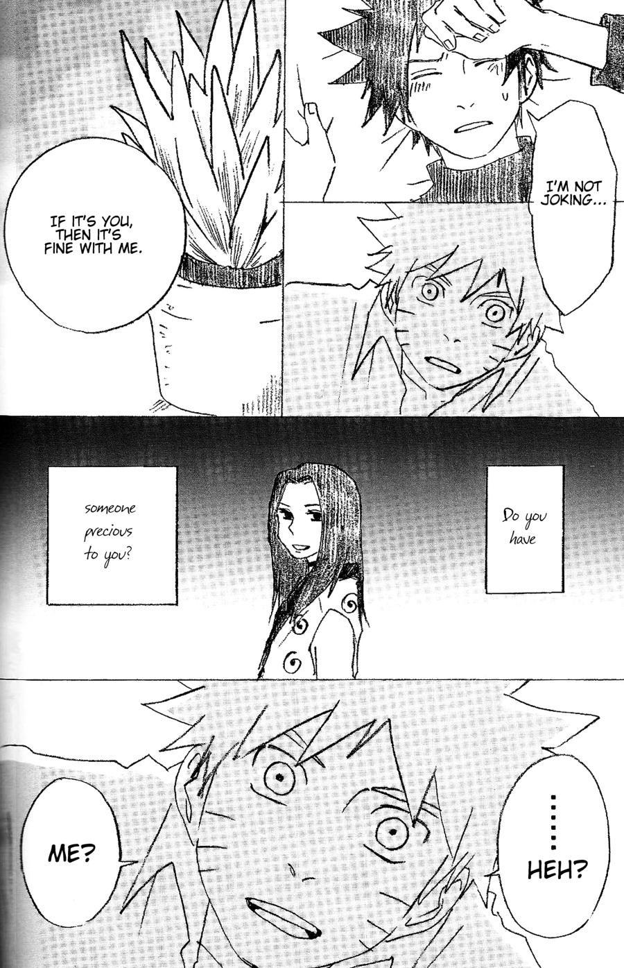 [10-Rankai (Emi)] 17-Sai Hakusho | 17 Year-Old Report (Naruto) [English] 9