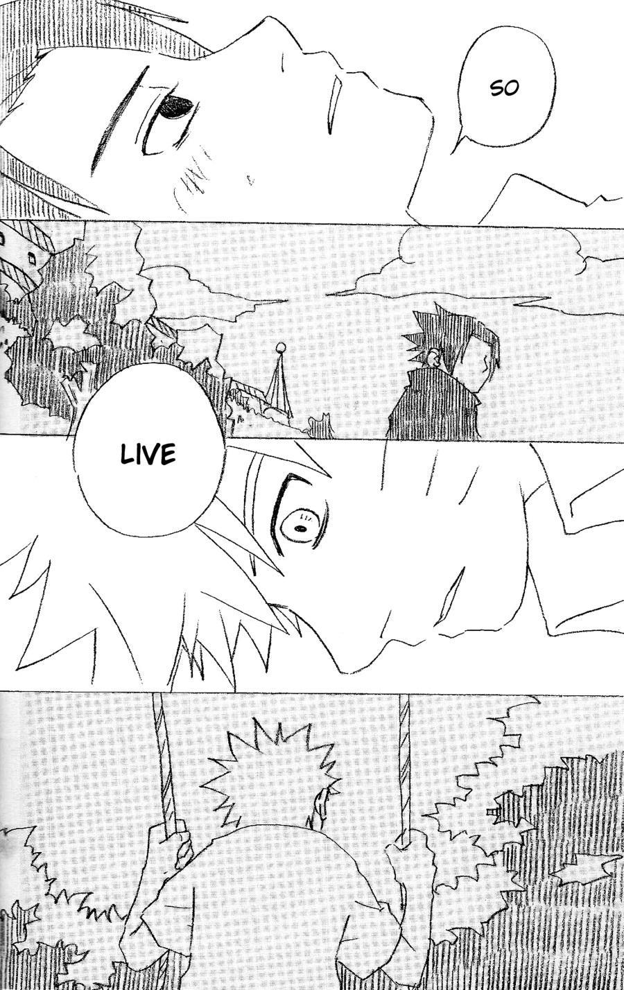 [10-Rankai (Emi)] 17-Sai Hakusho | 17 Year-Old Report (Naruto) [English] 13