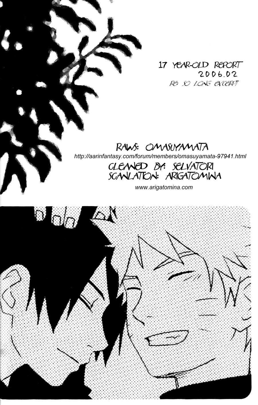 [10-Rankai (Emi)] 17-Sai Hakusho | 17 Year-Old Report (Naruto) [English] 1