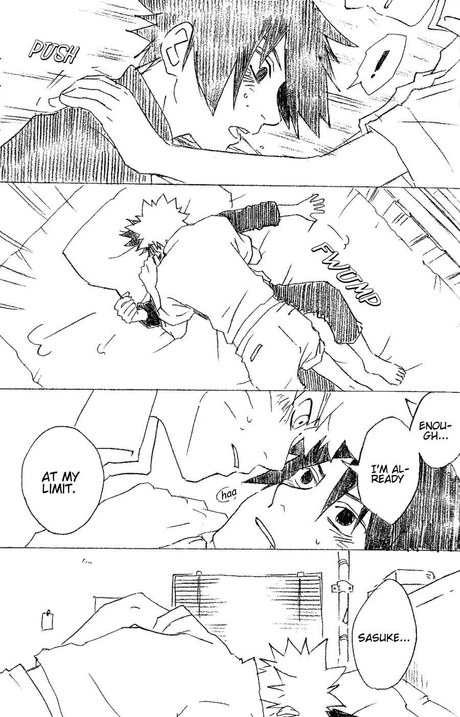 [10-Rankai (Emi)] 17-Sai Hakusho | 17 Year-Old Report (Naruto) [English] 22