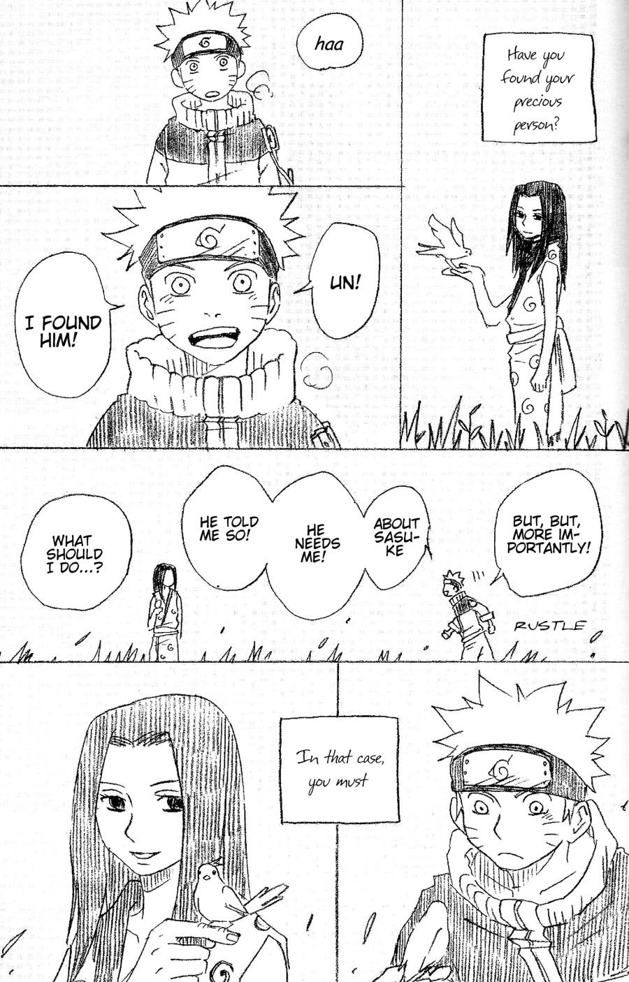 [10-Rankai (Emi)] 17-Sai Hakusho | 17 Year-Old Report (Naruto) [English] 28