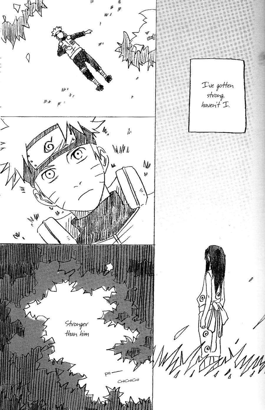 [10-Rankai (Emi)] 17-Sai Hakusho | 17 Year-Old Report (Naruto) [English] 2