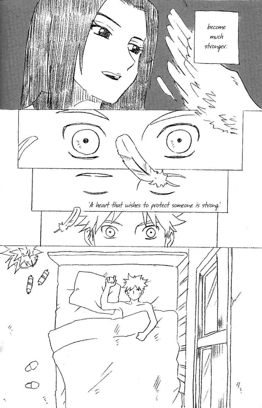 [10-Rankai (Emi)] 17-Sai Hakusho | 17 Year-Old Report (Naruto) [English] 29