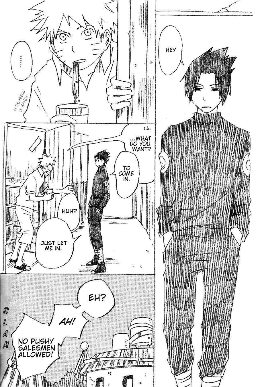 [10-Rankai (Emi)] 17-Sai Hakusho | 17 Year-Old Report (Naruto) [English] 3