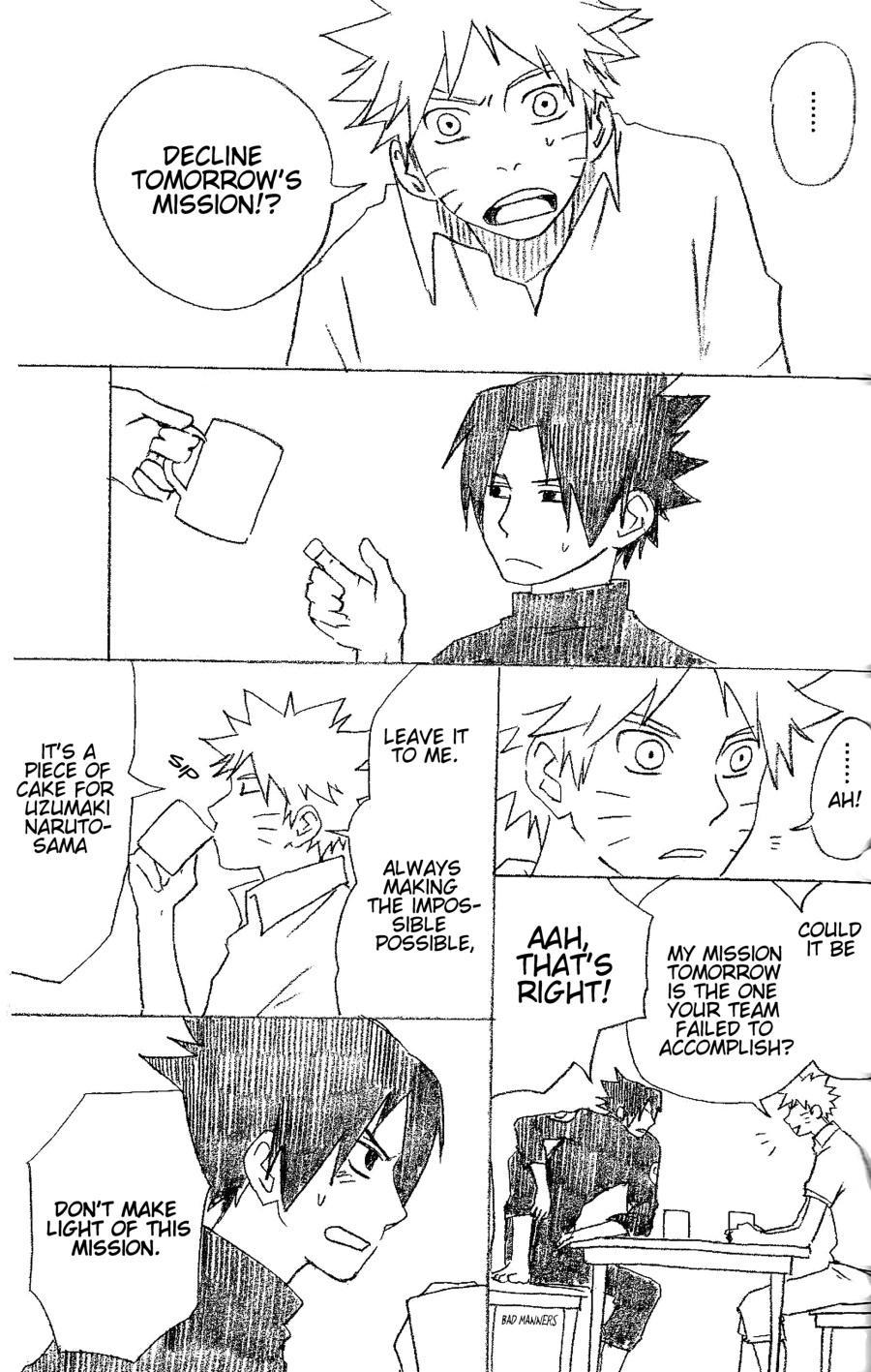 [10-Rankai (Emi)] 17-Sai Hakusho | 17 Year-Old Report (Naruto) [English] 4