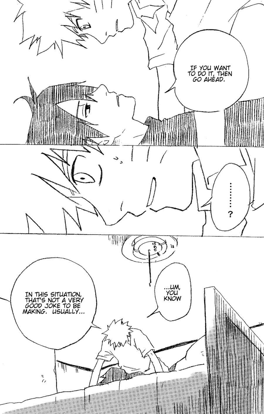 [10-Rankai (Emi)] 17-Sai Hakusho | 17 Year-Old Report (Naruto) [English] 8