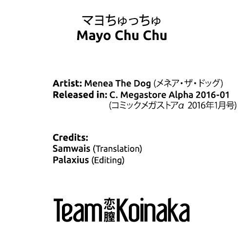 Mayo Chu Chu 24