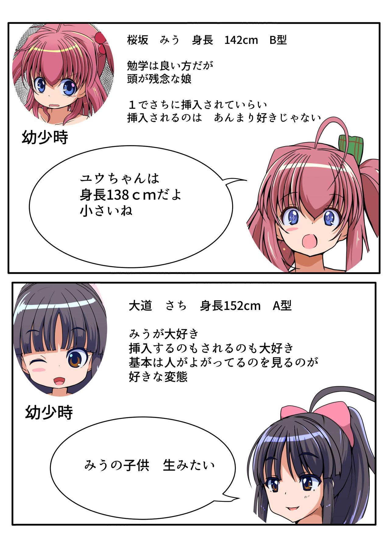 Futanari Shoujo no Seishi wa Tsukiru koto o Shiranai 2 1