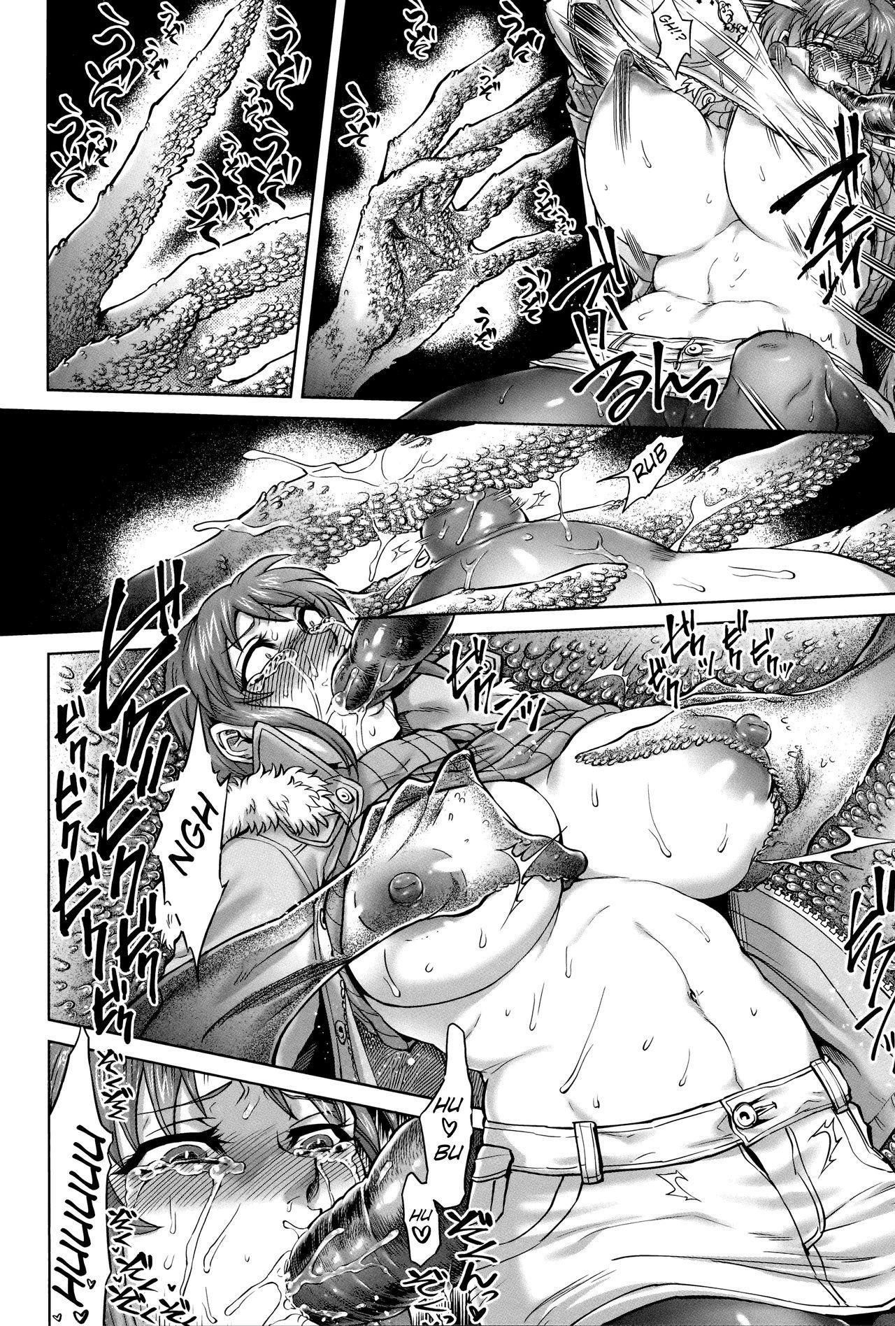 [Jyoka] Hachishaku Hachiwa Keraku Meguri - Igyou Kaikitan Ch. 1-5 [English] [Mongolfier] 47