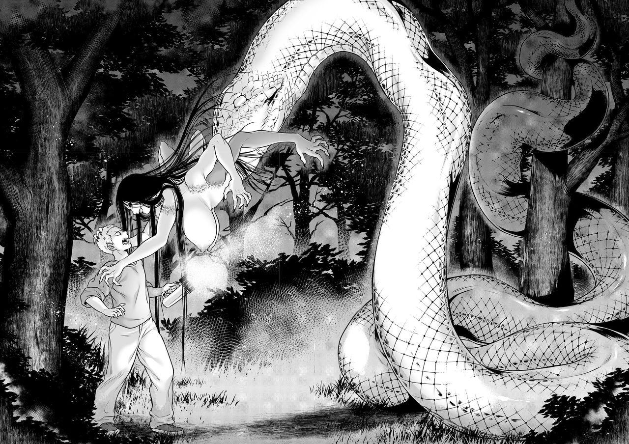 [Jyoka] Hachishaku Hachiwa Keraku Meguri - Igyou Kaikitan Ch. 1-5 [English] [Mongolfier] 95