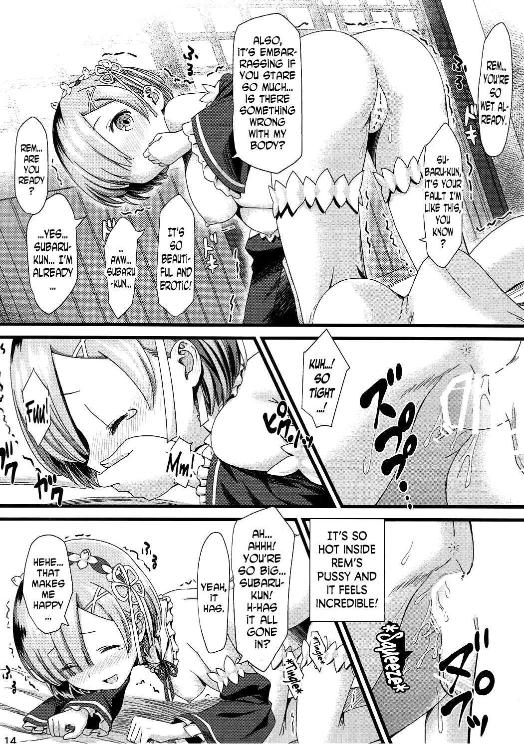 Re: Zero kara Hajimeru Isekai Icha Love Kekkon Seikatsu 12