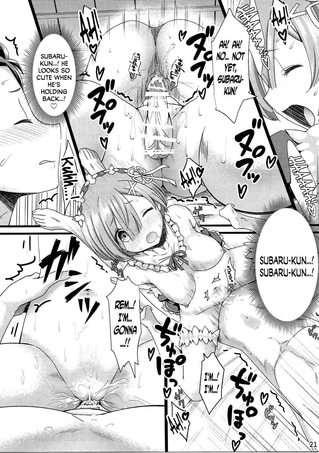Re: Zero kara Hajimeru Isekai Icha Love Kekkon Seikatsu 19