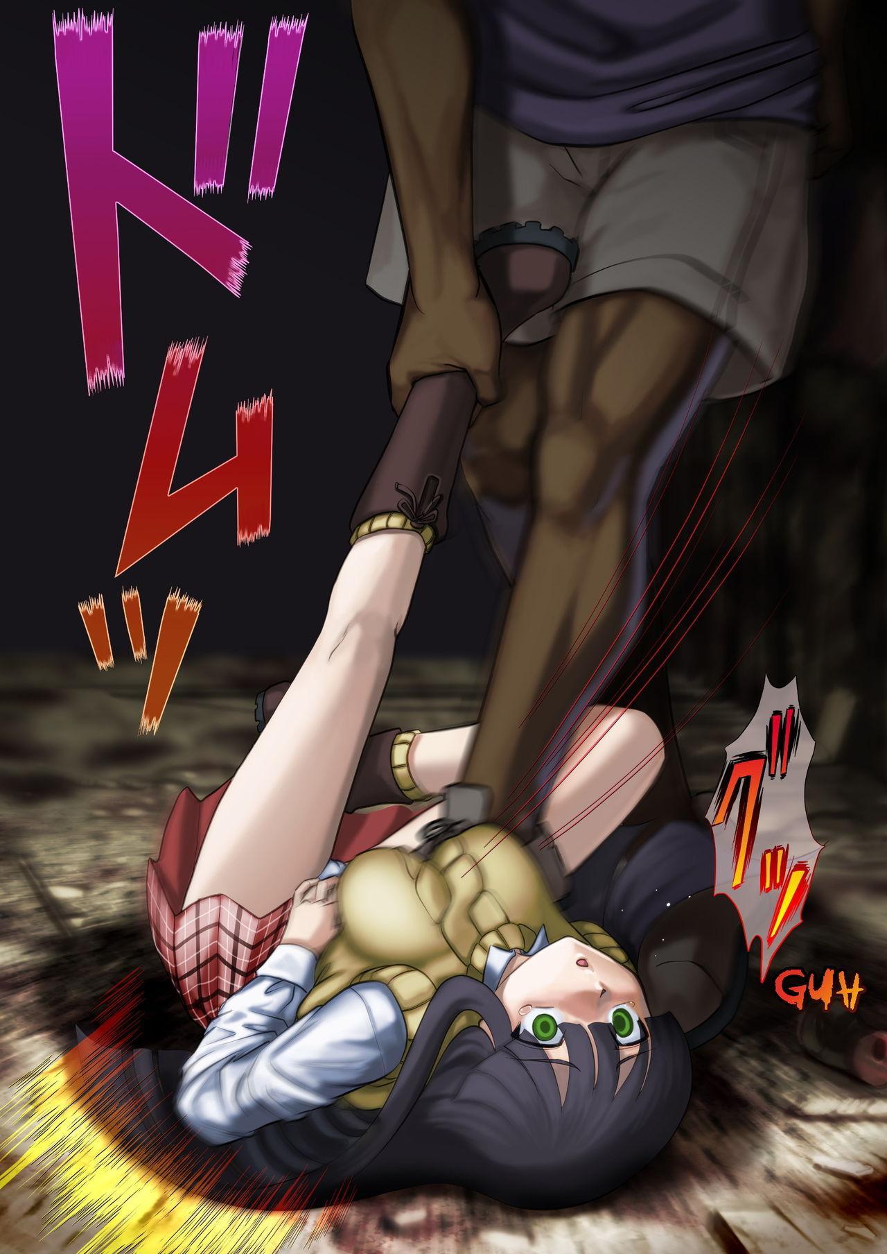 (C74) [Youkai Ankake (Pickles)] Tobenai Tori 3 ~Kagonotori~   Flightless Bird 3 ~Caged Bird~ (Gad Guard) [English] [Eroneruneko] [Decensored] 6