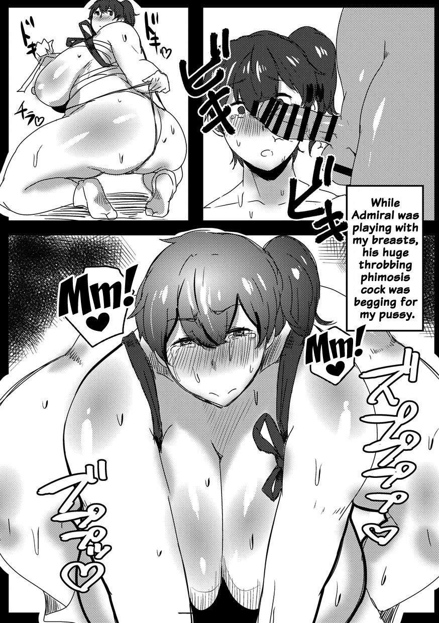 Shota Chinpo ni Tanetsuke sareru Kaga-san 6